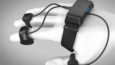 Finch手指传感器可实现移动端VR动作捕捉 售价238美元