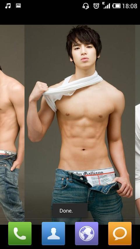 韩国男明星动态壁纸大全