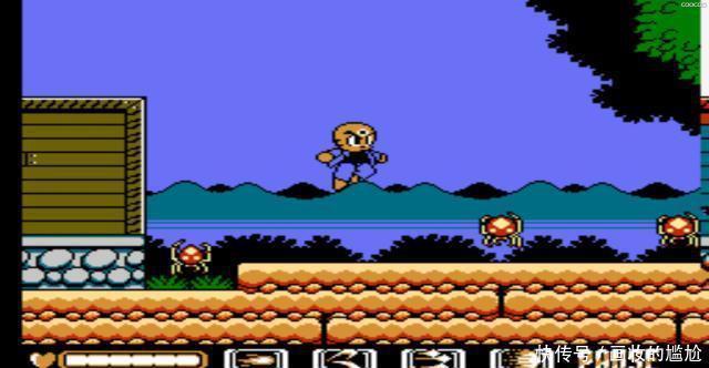 经典红白机游戏三目童子还记得金币火鸡在哪不?一起来回忆回忆