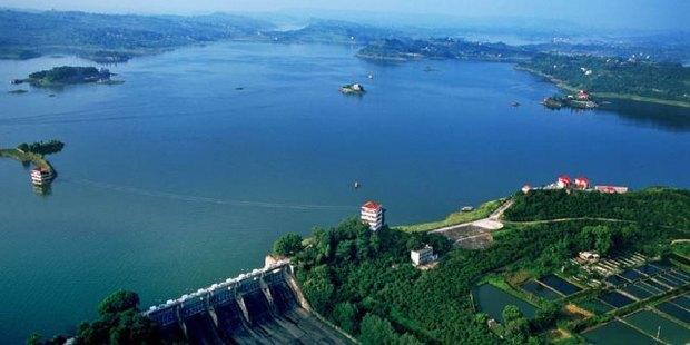 长寿湖国家级生态旅游休闲度假区,重庆市十佳旅游风景区,是著名小说