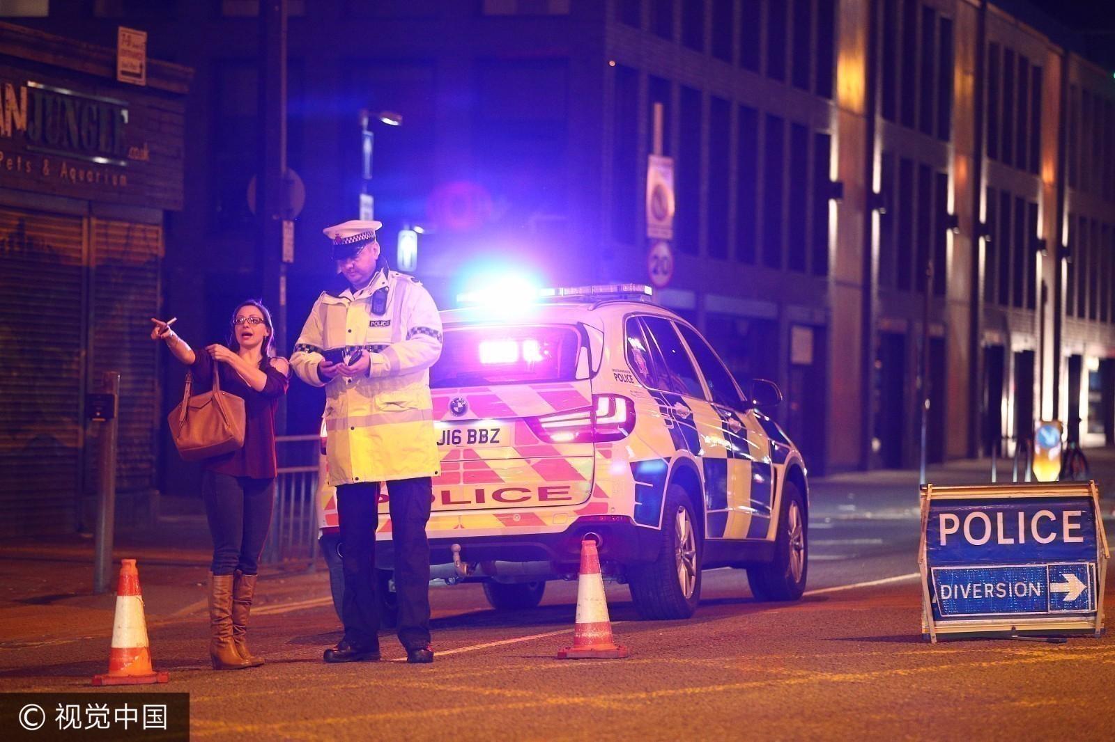 【转】北京时间     已致22人死59伤!英国曼彻斯特市发生巨大爆炸 - 妙康居士 - 妙康居士~晴樵雪读的博客