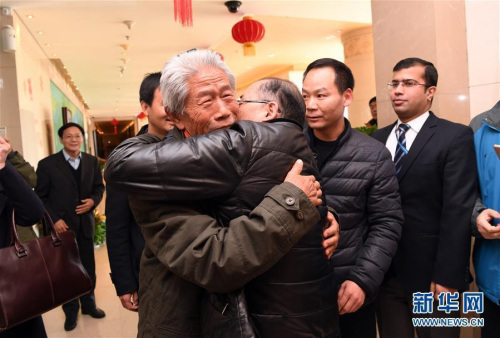 滞留印度54年老兵回国首日:见谁干了啥? - 一统江山 - 一统江山的博客