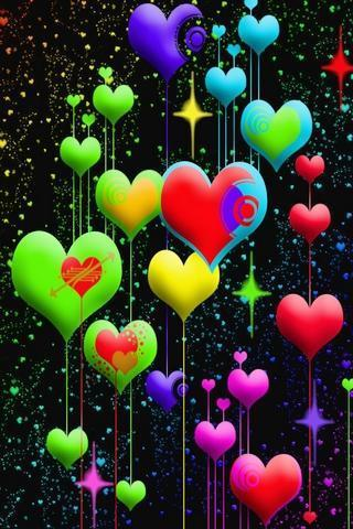 浪漫爱情壁纸_360手机助手