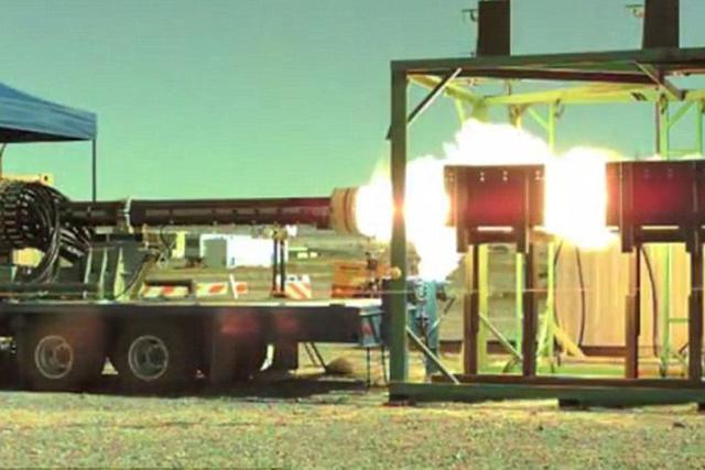 高速电磁炮启动巨舰时代:初速达到舰炮3倍 - 一统江山 - 一统江山的博客