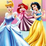 公主小游戏