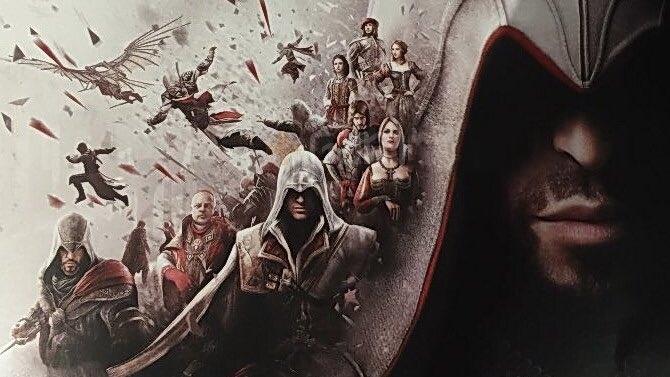 《刺客信条:Ezio合集》主机版
