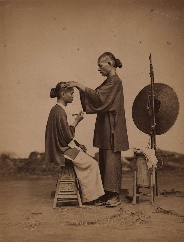 中国人百年面孔:肖像记录外貌揭示性格 - 一统江山 - 一统江山的博客