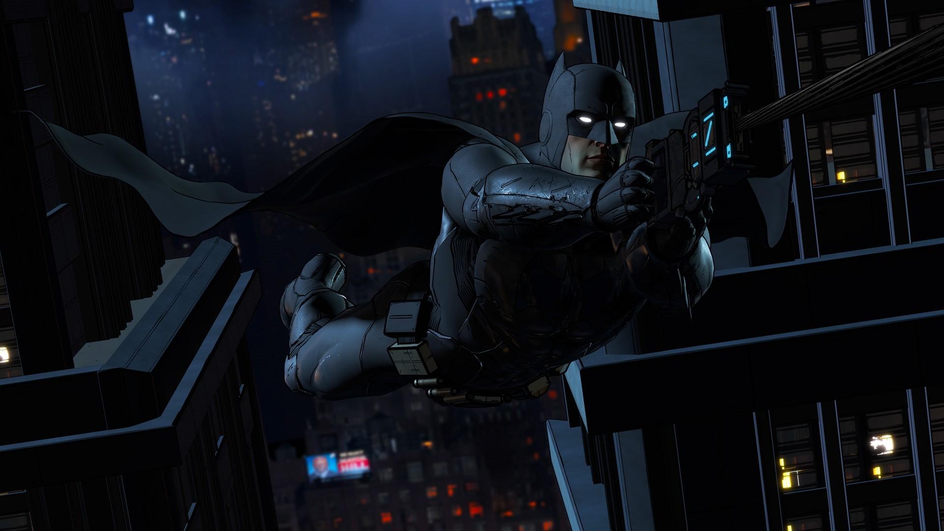 Telltale《蝙蝠侠》将会加入多人游戏