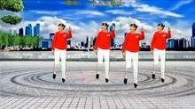 流行广场舞《一个人也能过》悠扬醉心,动感好看,精彩无限