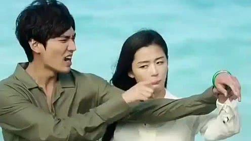 《蓝色大海的传说》李敏镐在这一段太搞笑了,超喜欢这段