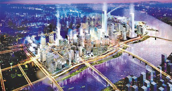 街建筑界面设计,形成整齐有序的城市空间景观,实现城市设计的弹性控制
