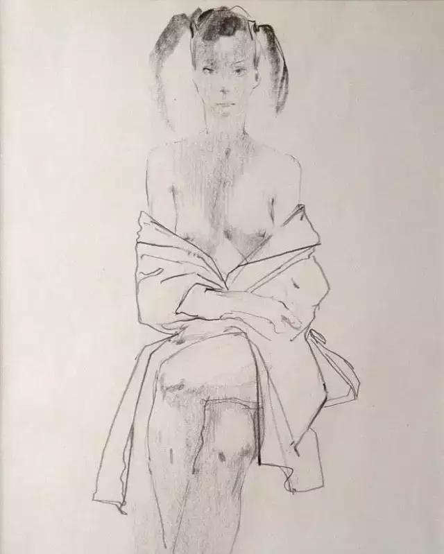 俄罗斯素描画家怎么处理素描关系 ART 第22张