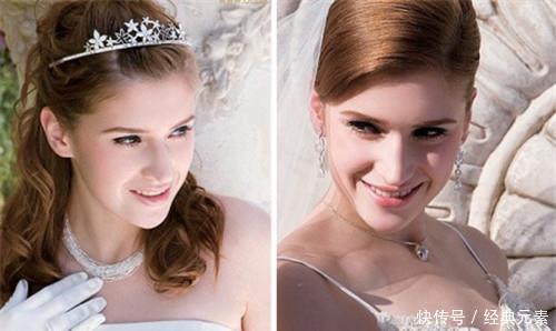 欧式新娘妆特点最新新娘妆画法