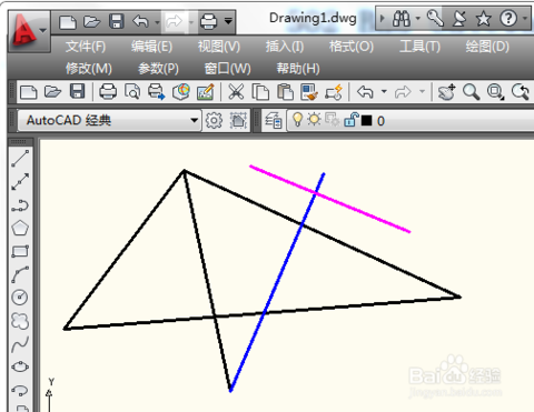快速剪切CAD中零散多余的线条?_360问答cad2010标题插件栏图片