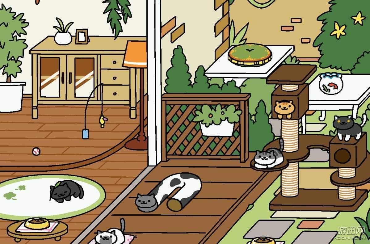 猫咪后院汉化版怎么下载?汉化版下载地址一览!
