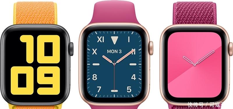 天风国际:第五代苹果手表将采用OLED屏