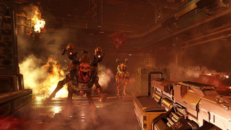《毁灭战士4》6月重大更新