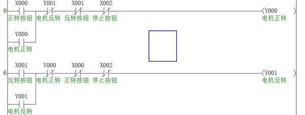 接两个交流接触器km1,km2来控制电动机正反转