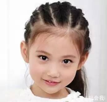 幼儿六一v幼儿宝宝,让你的发型们美美哒如何烫发保持图片