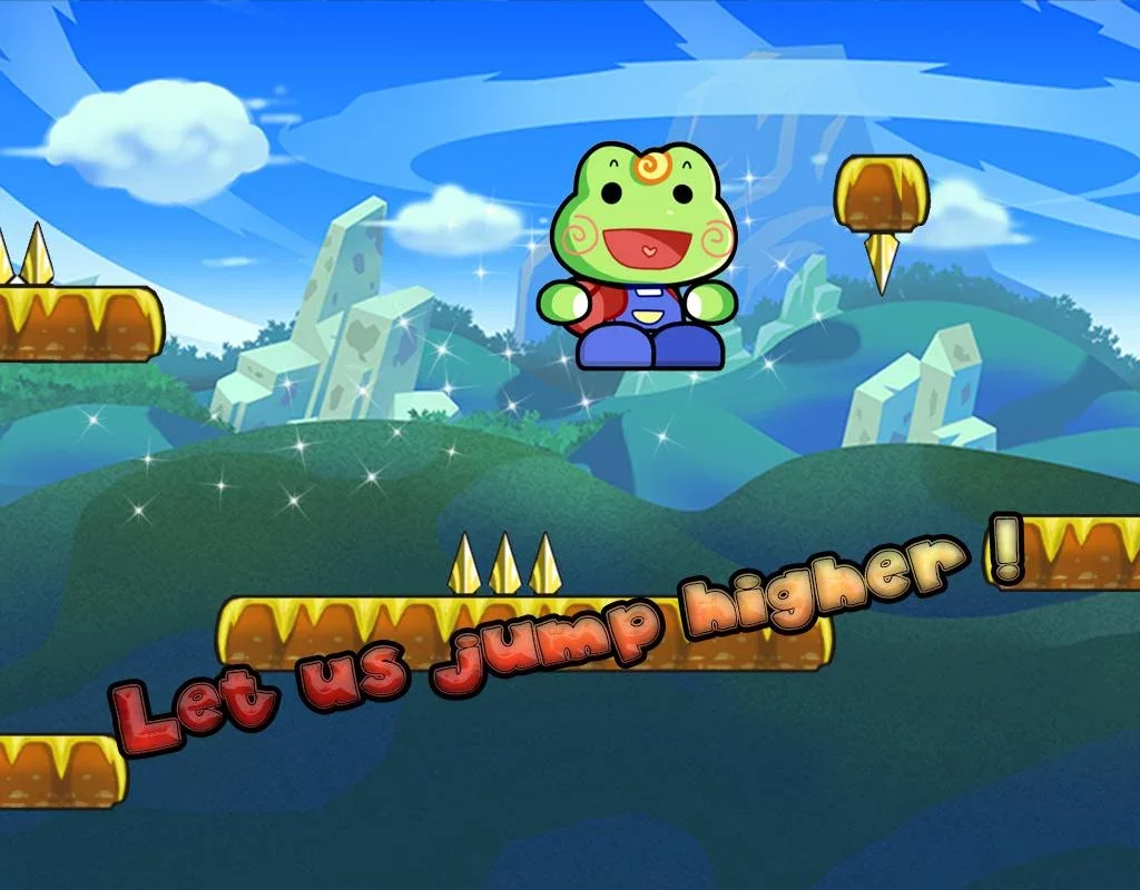 弹跳青蛙跳官方下载