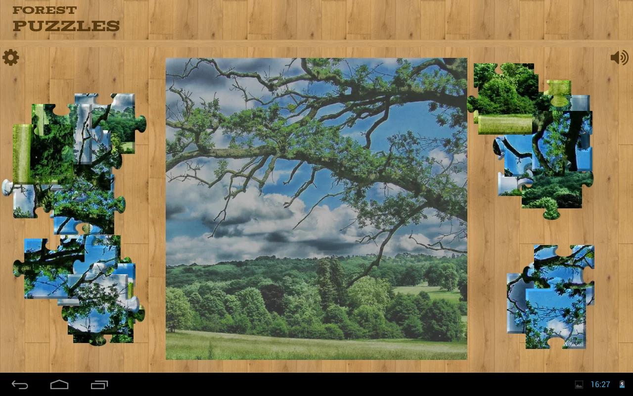 森林拼图安卓版下载_休闲益智游戏