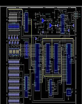 cad电子原理图