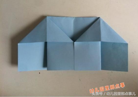 幼儿园创意手工折纸之钢琴
