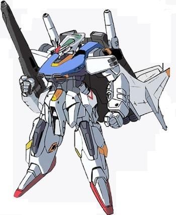 RX-78E高达GT-FOUR