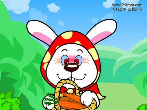小兔子乖乖