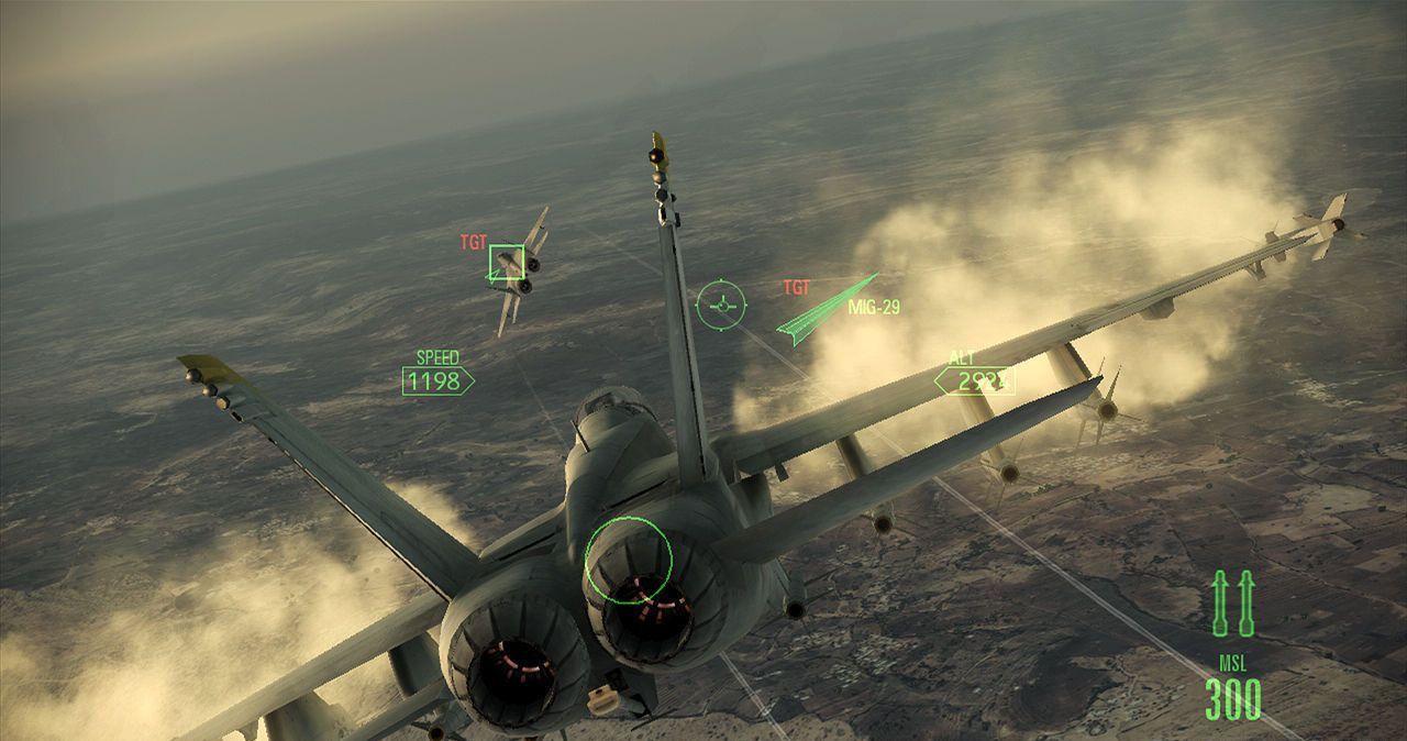 《皇牌空战7》制作人公布新作消息
