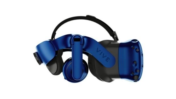 HTC公布全新Vive Pro:2880x1600超高分辨率!