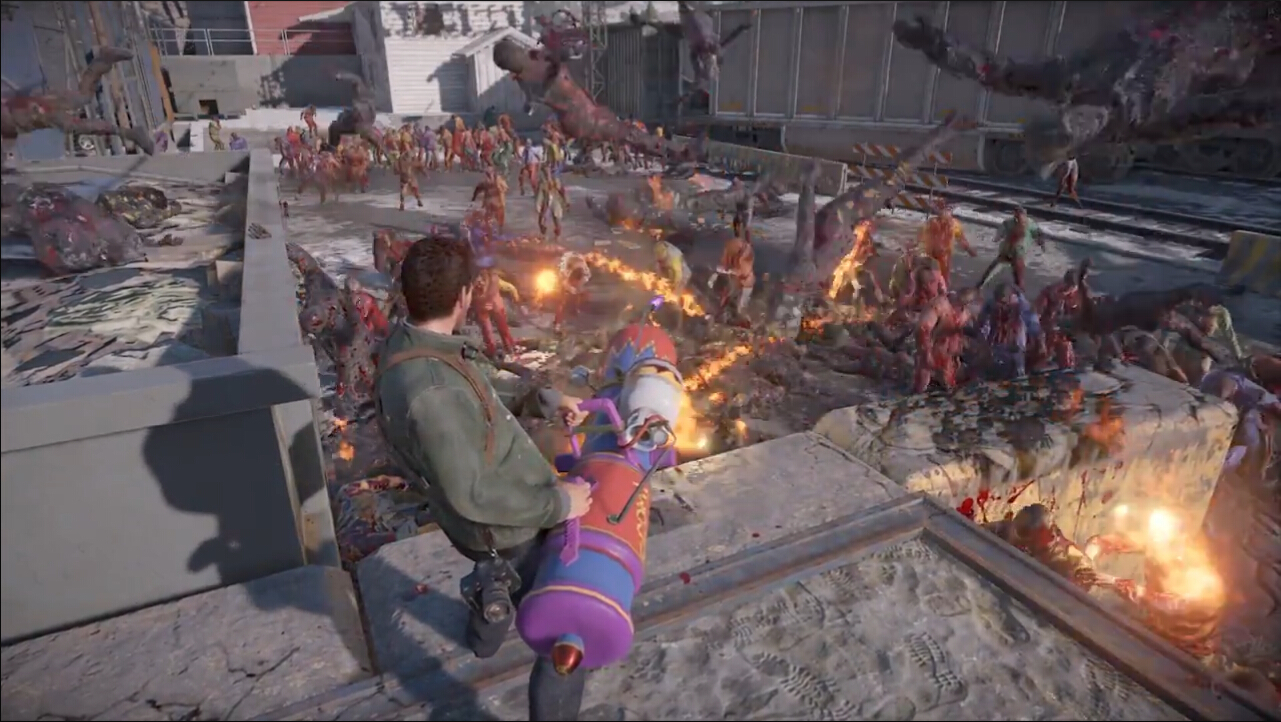 《丧尸围城4》Xbox One版容量曝光