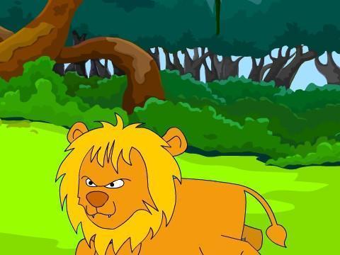 狮子和鹿 狮子和鹿教学设计 狮子和鹿ppt