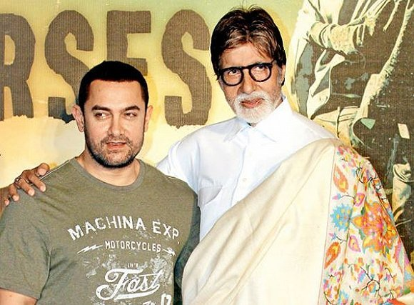 Netflix进军印度,和亚马逊抢夺电影人阿米尔·汗