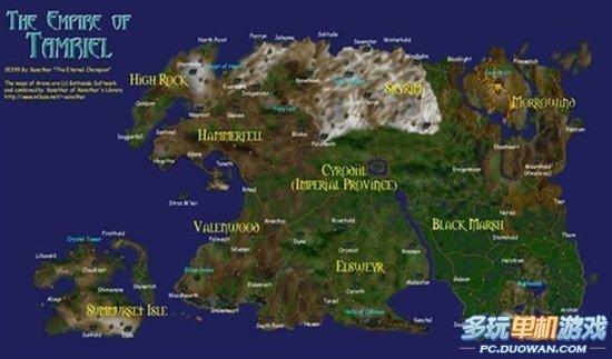 地图最大的单机游戏