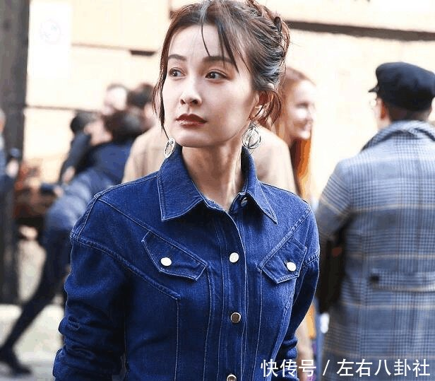 女性时尚话|吴昕第二次出席米兰时装周看秀,这身造型时髦度满分。