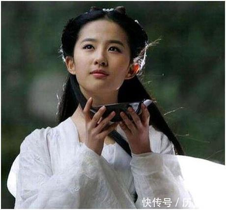 明星因外貌被限戏刘亦菲不能演丫鬟,最后一位只能演路人