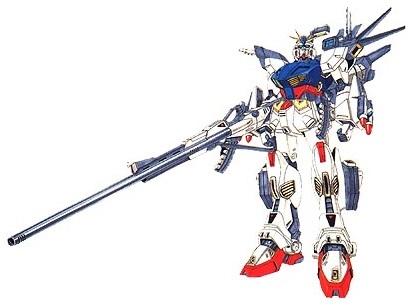 F90ⅡLF90Ⅱ高达长距离狙击型