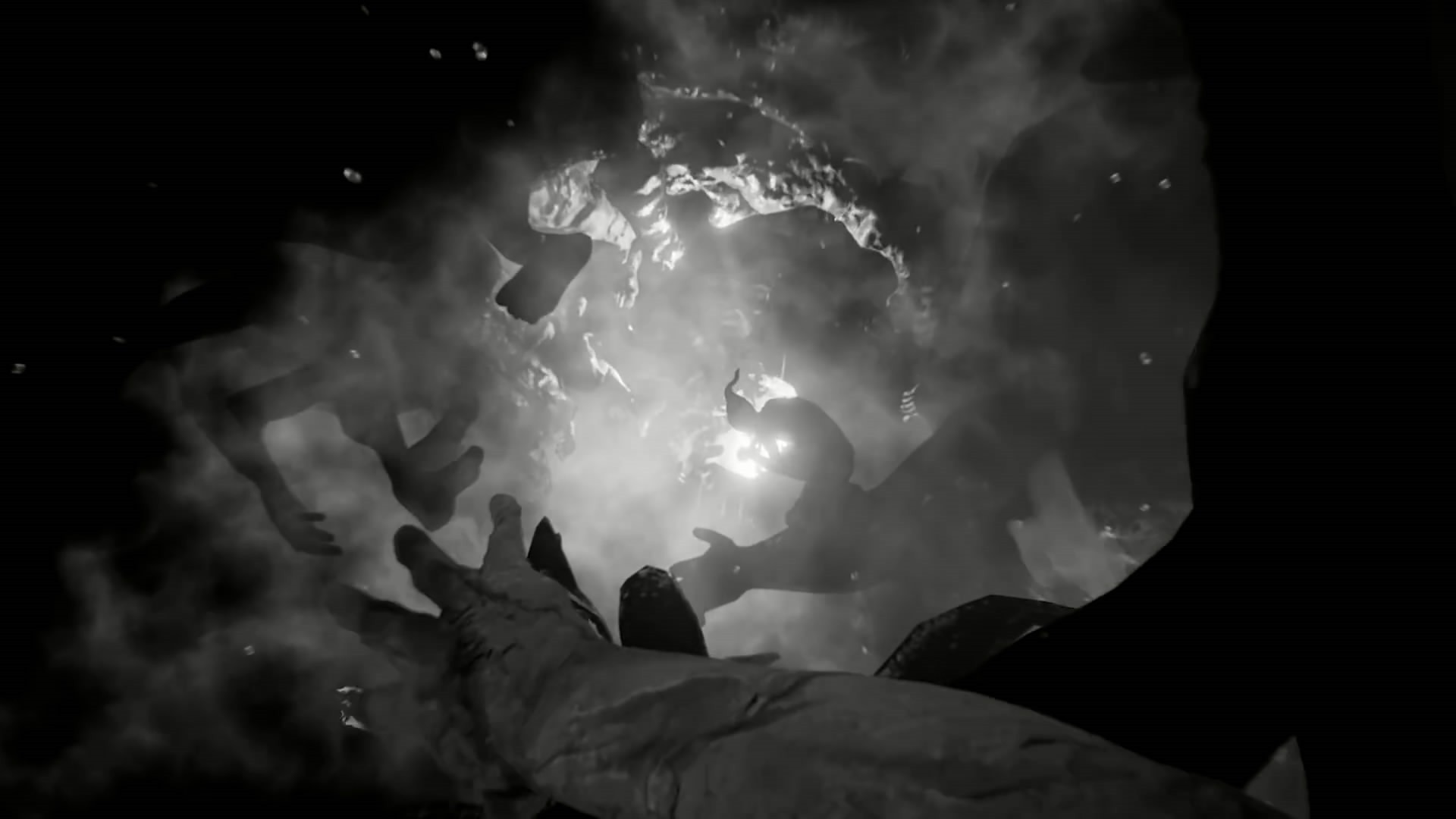 虚幻4引擎恐怖游戏大作《Agony》