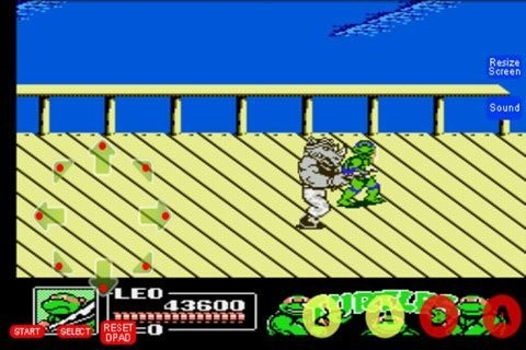 忍者神龟截图5