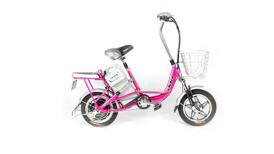 锂电电动车(图1)电动自行车