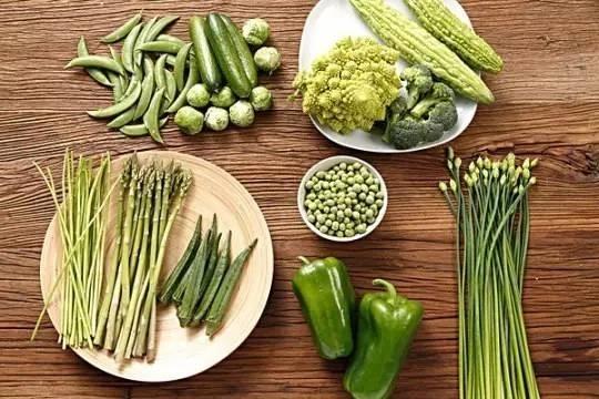 """夏天6大""""天然抗菌菜"""" 每一种都要多吃上几口 - 行者 - 行者 的博客"""
