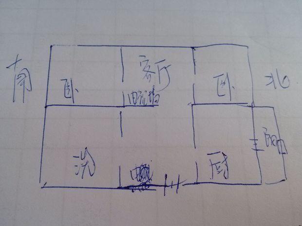 二室一厅如何能弄出饭厅