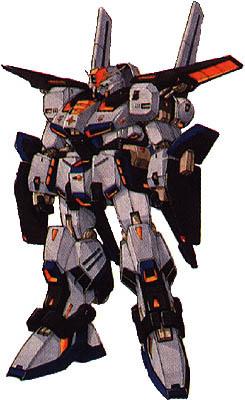 MSZ-009试作型ZZ高达