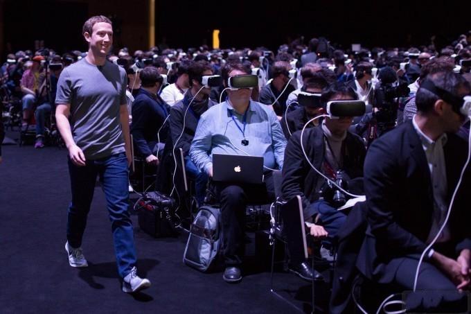 VR社交有望在2016年末到来