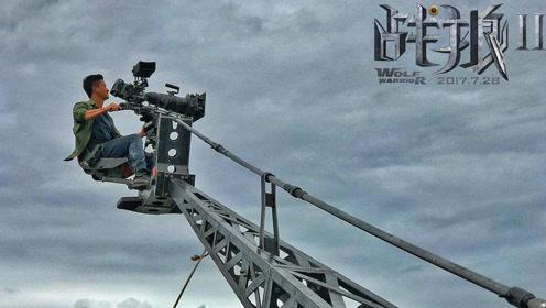 《战狼2》非洲特辑 吴京非洲上演救援行动