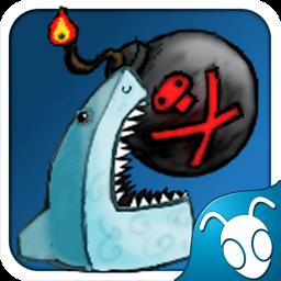 鲨鱼吃食物 Shark Ahoy! FREE