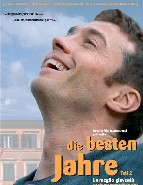 灿烂人生-2003年意大利电影