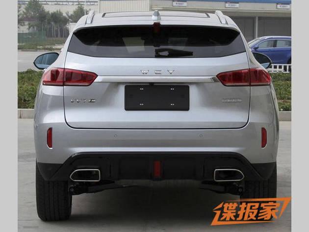 日前,有国内媒体曝光了长城汽车高端品牌wey旗下wey w01车型的申报图.