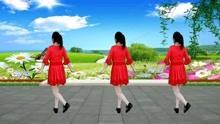 醉美情歌广场舞《把你留在我心里》舞步欢快,简单易学附教学